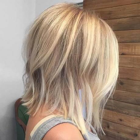 Włosy Blond Do Ramion Galeria