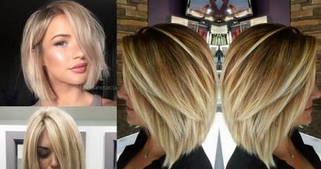 Włosy Do Ramion Cięcie