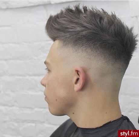 Fryzury Dla Mężczyzn Krótkie Włosy