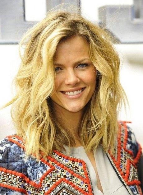 Fryzury Na średniej Długości Włosy