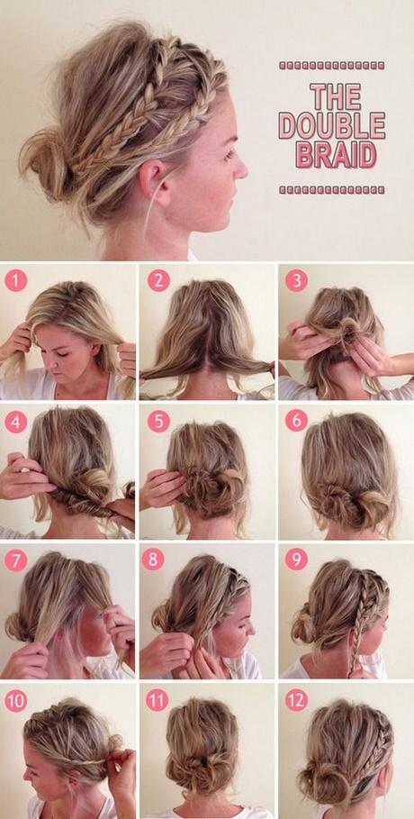 Krótkie Włosy Fryzury Na Codzień