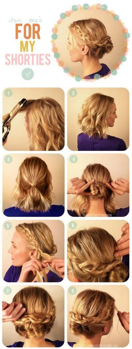 Super Fryzury Krótkie Włosy