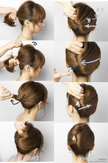 Szybkie Fryzury Krótkie Włosy