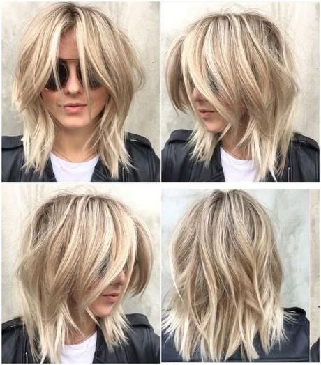Włosy Do Ramion Cieniowane