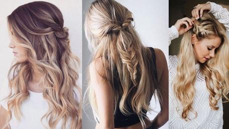 Fryzury 2019 Długie Włosy