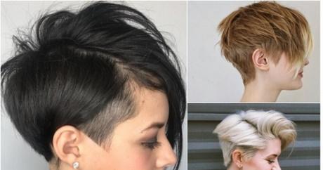 Fryzury 2019 Krótkie Włosy